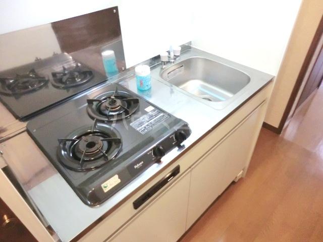 アムール本町東 204号室のキッチン