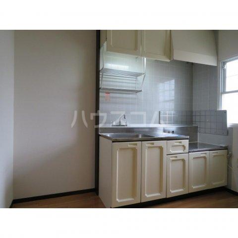 シティコーポ 203号室のキッチン