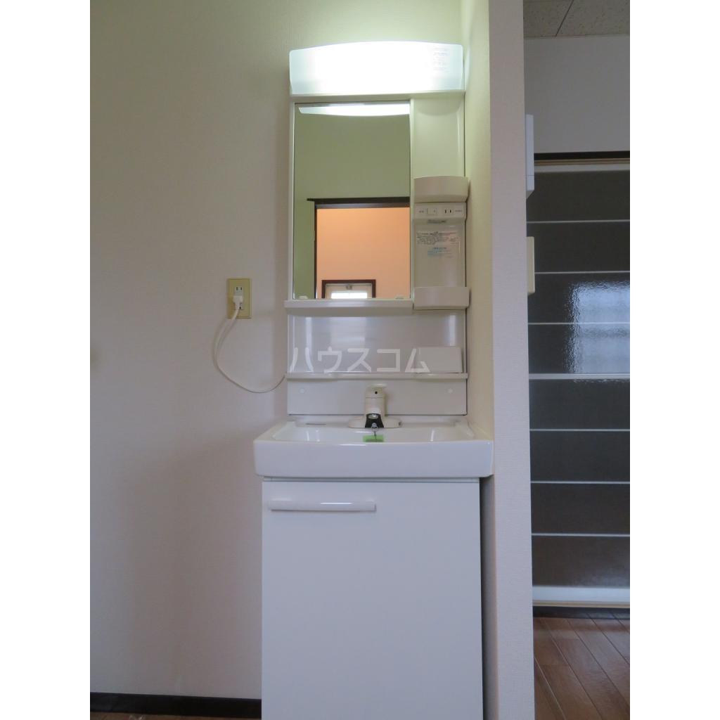 シティコーポ 203号室の洗面所