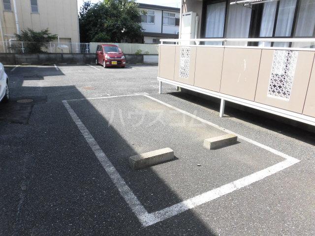 ネオハイムB 201号室の駐車場