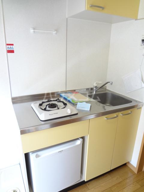 パシフィックパレス北本 105号室のキッチン