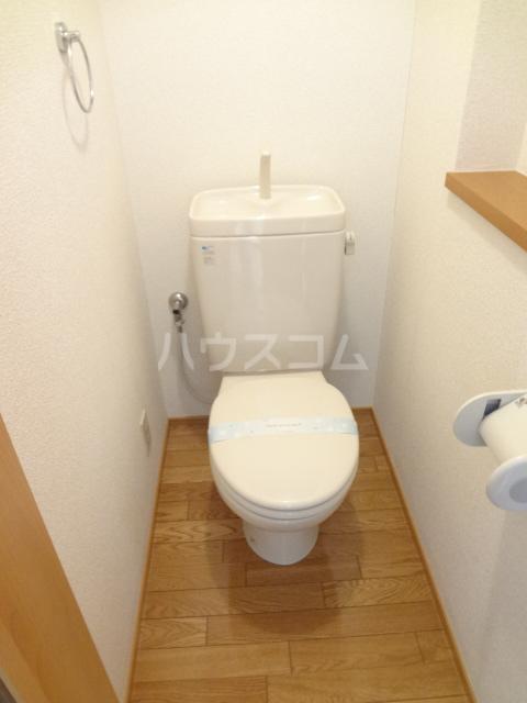 パシフィックパレス北本 105号室のトイレ