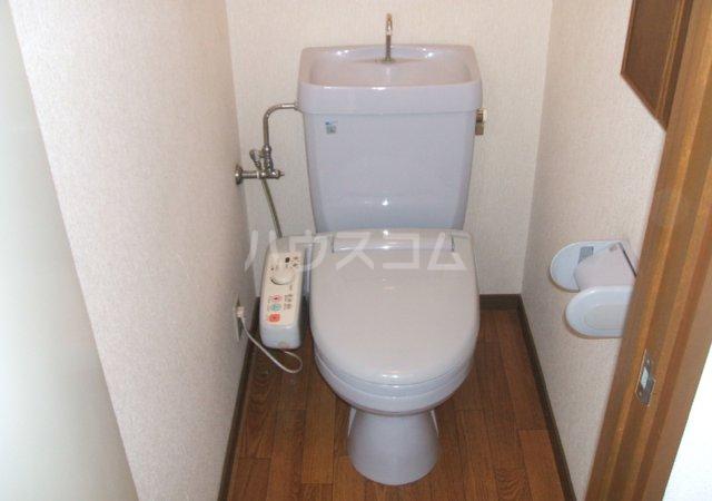 グランドソレイユⅡ 202号室のトイレ