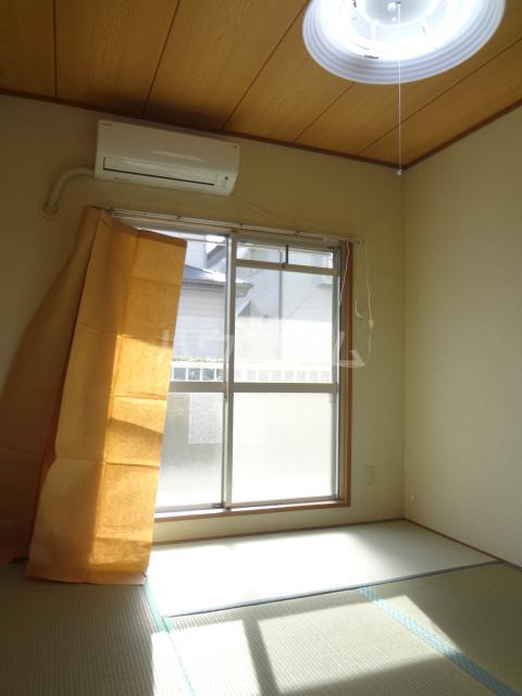 ガーデンハイツ愛宕 102号室の居室