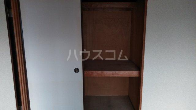 荒井第三ビル 201号室のバルコニー