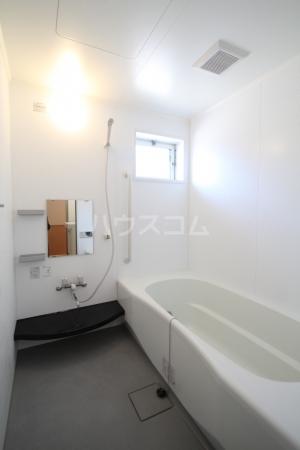 サンライズヒル C 201号室の風呂