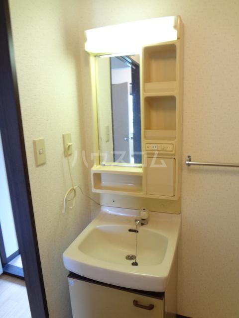 第3ちほコーポ 102号室の洗面所