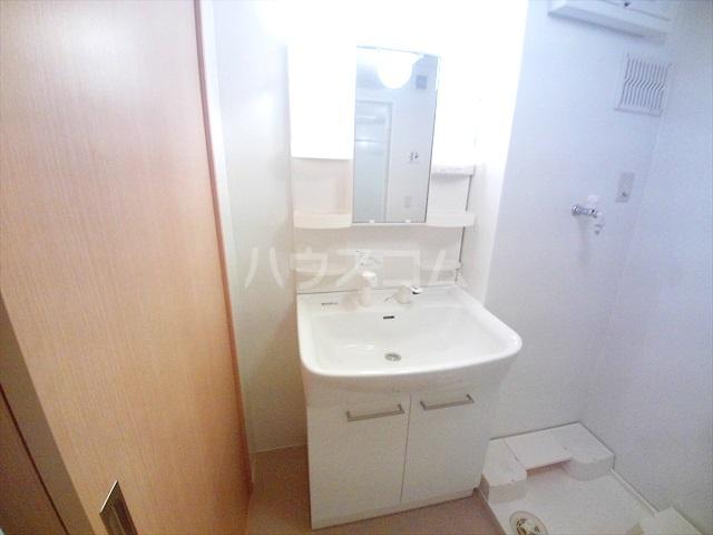 リビングゲートシティⅠ 308号室の洗面所