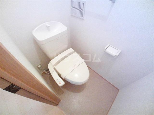 リビングゲートシティⅠ 308号室のトイレ
