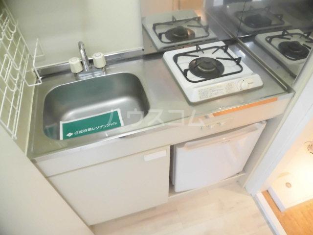 SE大宮 402号室のキッチン