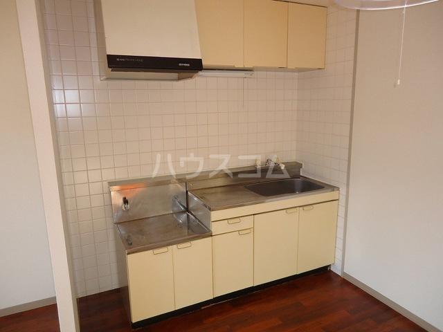 エコーハイツ 103号室のキッチン