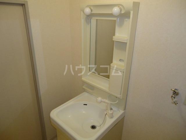 エコーハイツ 103号室の洗面所