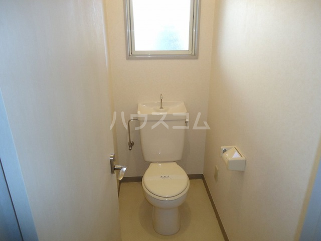 エコーハイツ 103号室のトイレ