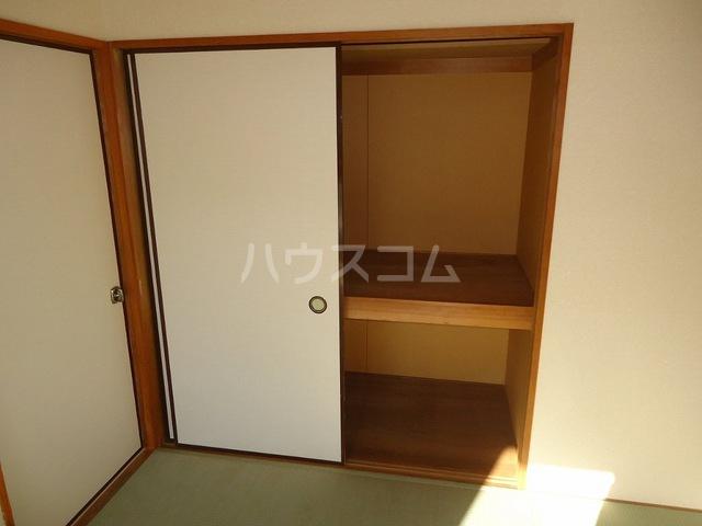 エコーハイツ 103号室の収納