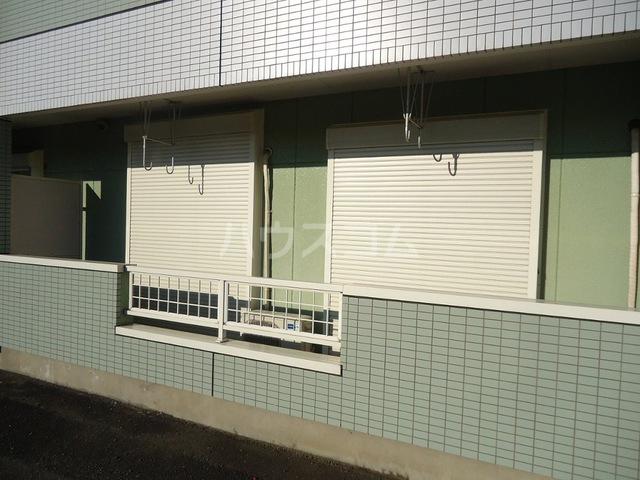 エコーハイツ 103号室のバルコニー