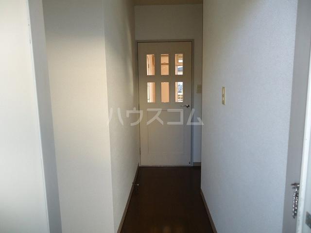 エコーハイツ 103号室の玄関