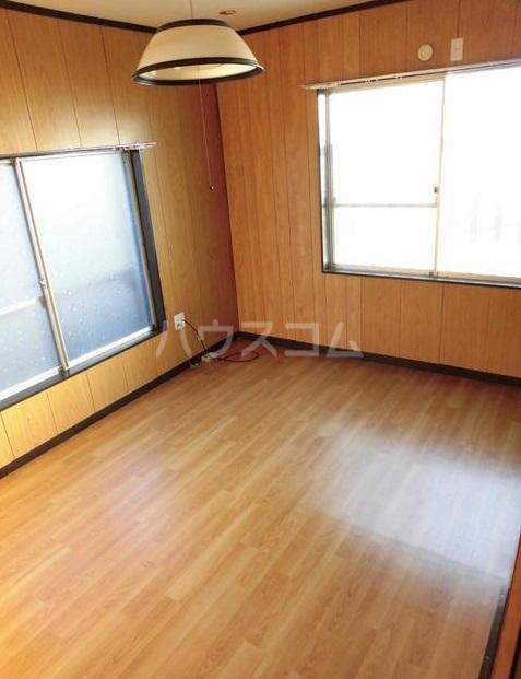 柏座戸建の居室