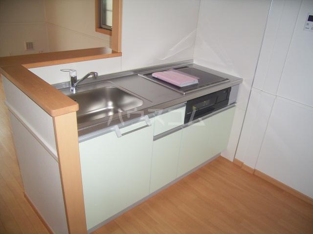 セントレジデンス大塚 101号室のキッチン
