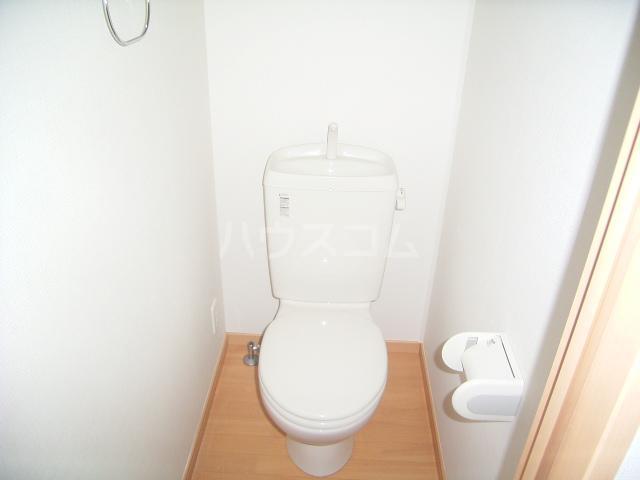 セントレジデンス大塚 101号室のトイレ