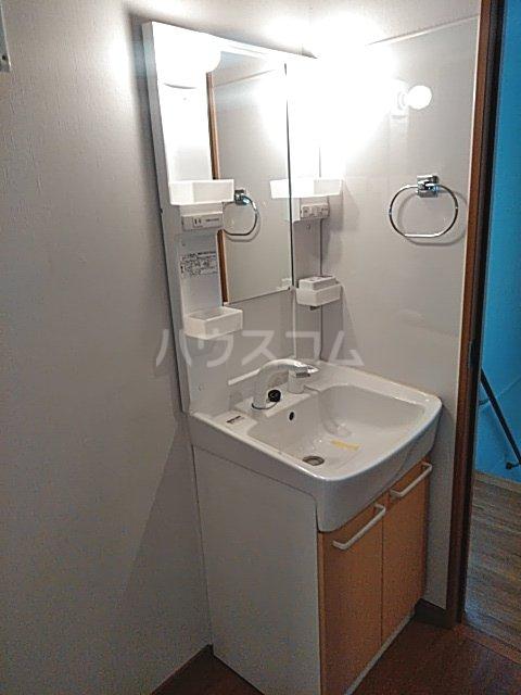 マイシティウエスト 205号室の洗面所