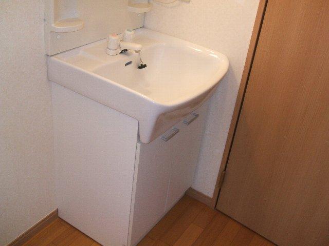 ハイツ原新町 103号室の洗面所
