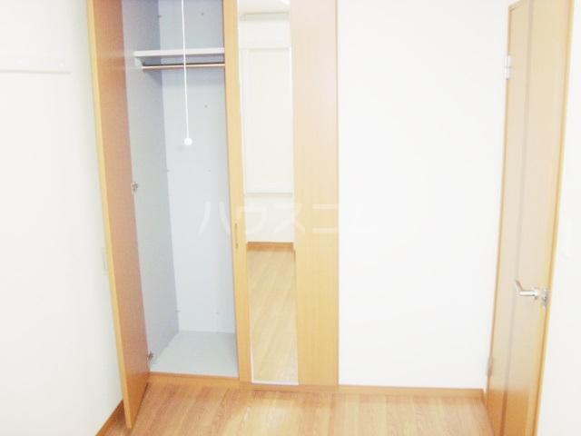 セシオンリオグランデ 107号室の収納