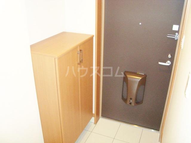 セシオンリオグランデ 107号室の玄関