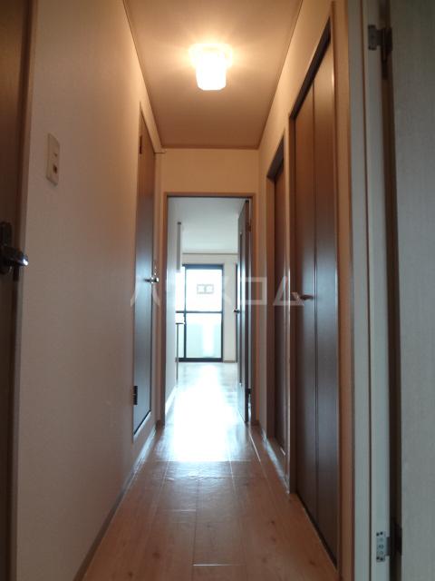 プリシェール蔵 101号室の玄関
