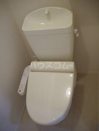 ローズヒル 102号室のトイレ