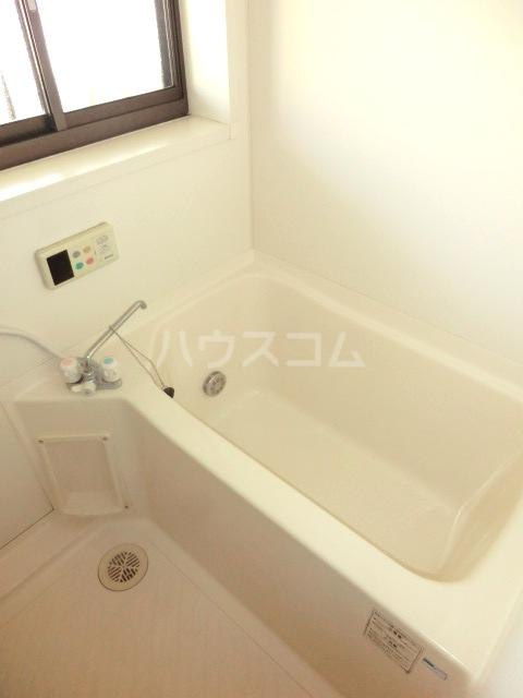 コーポ・シマC 202号室の風呂