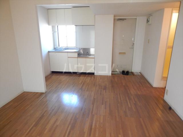 エクセル鈴木 202号室のキッチン
