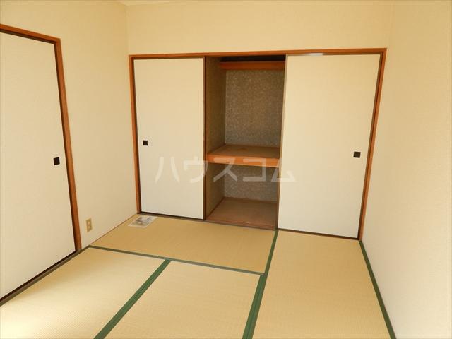エクセル鈴木 202号室の収納