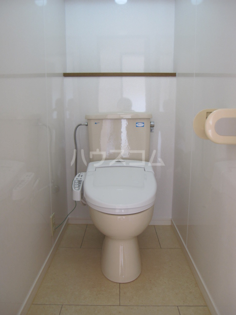 ファインステージ鴻巣 205号室のトイレ