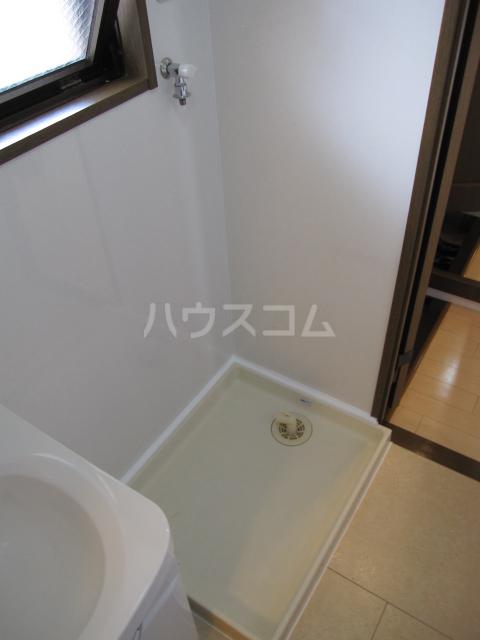 ファインステージ鴻巣 205号室の洗面所