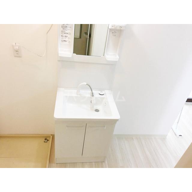 ドミール2号棟 202号室の洗面所