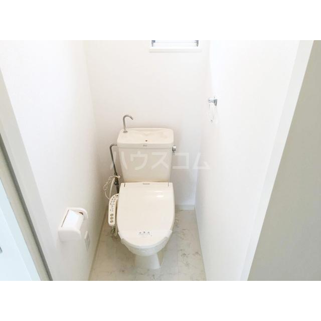ドミール2号棟 202号室のトイレ