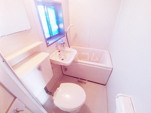 ミキハイツ 2A号室の風呂