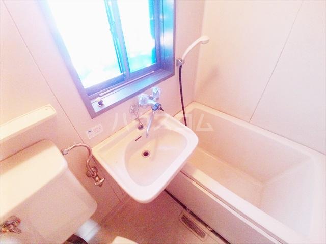 ミキハイツ 2A号室の洗面所