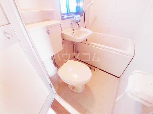 ミキハイツ 2A号室のトイレ