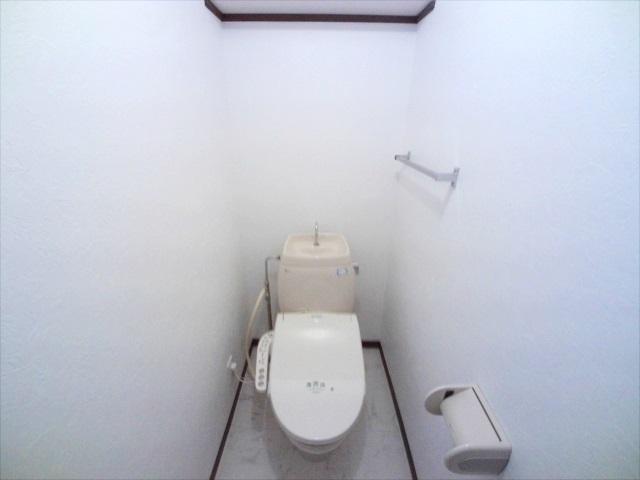 グランハイム林 101号室のトイレ