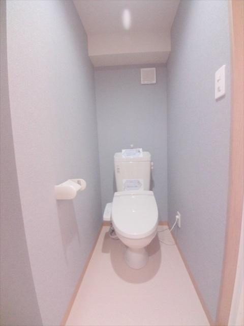 プロヴァンス北上尾 406号室のトイレ