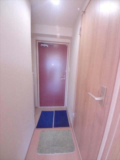 プロヴァンス北上尾 406号室の玄関