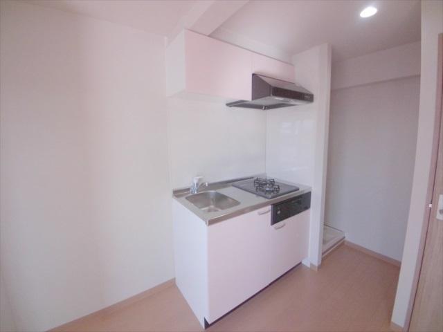 プロヴァンス北上尾 406号室のキッチン