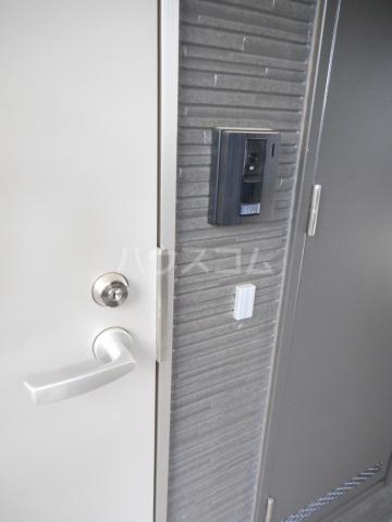 ゼニス 102号室の玄関