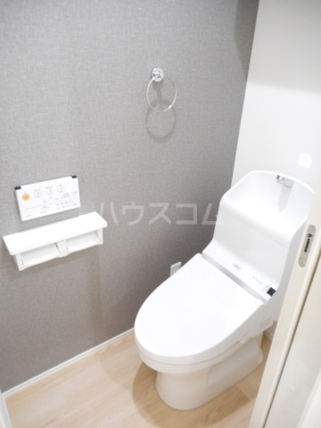ゼニス 102号室のトイレ