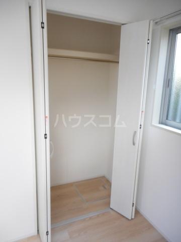 ゼニス 102号室の収納