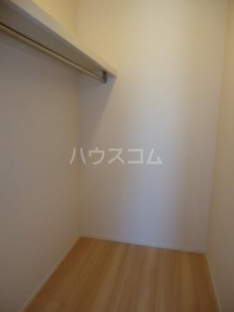 Sereno・HALU A-203号室の居室