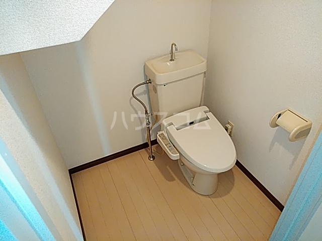 トミーカーサ 202号室の風呂