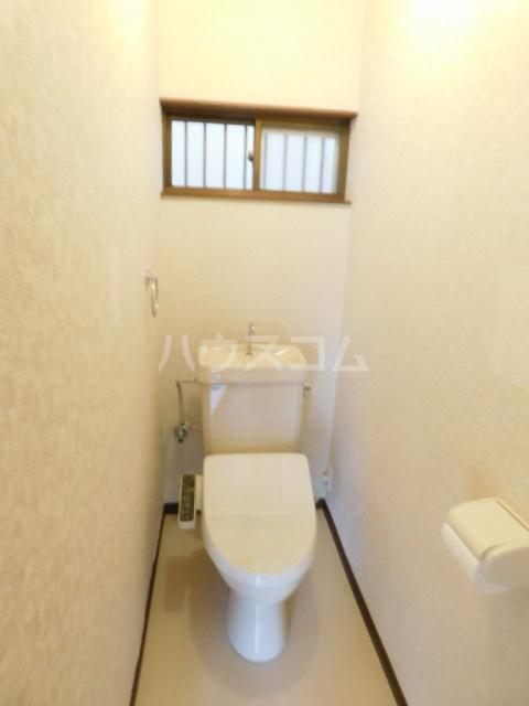 大間二丁目H邸貸家のトイレ