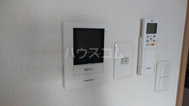 レガーロ上尾愛宕Ⅱ 102号室のセキュリティ